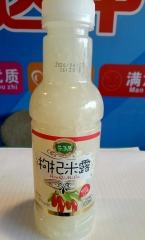 巴飞堡枸杞米露430ml/瓶 瓶