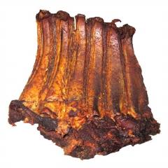 云阳县传统手工制作腊排骨1斤熏制腊排骨土猪排