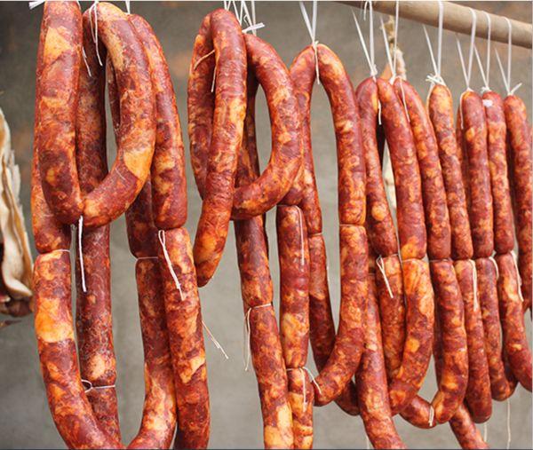 农家猪香肠 1斤装