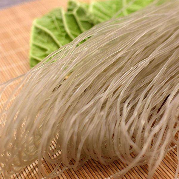 江口农家手工土豆粉条爱心购(自提) 2斤