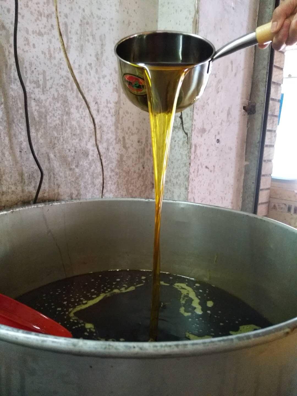 农家菜籽油 5KG 桶装 1桶