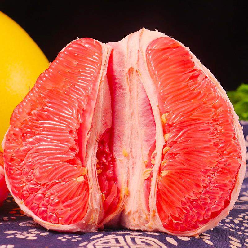 三红蜜柚9斤装限时秒杀